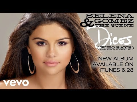 Tekst piosenki Selena Gomez & The Scene - Dices (who says espanol) po polsku
