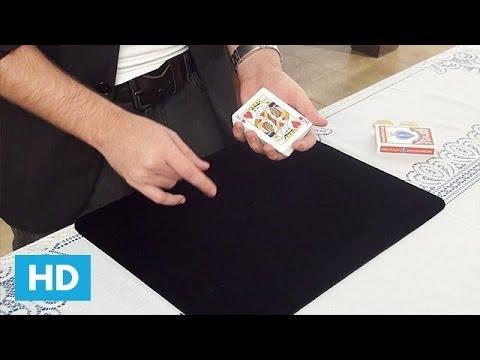 Como fazer Mágicas Grátis - Como transformar uma carta em outra