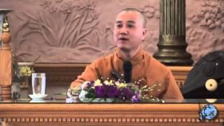 Chuẩn Bị Cho Người Lâm Chung - Thầy. Thích Pháp Hòa (April 8 , 2012)