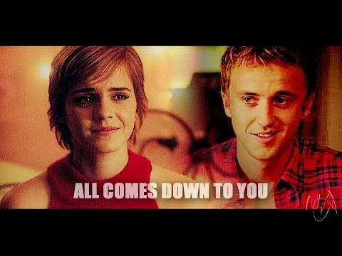 Draco and Hermione | all comes down to you  [2000+ sub's]