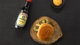 Asian Burger with Sriracha Mayo by Tastemade