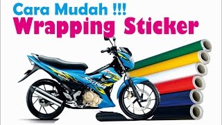 Video How to Wrapping Sticker , DIY MP3, 3GP, MP4, WEBM, AVI, FLV Desember 2018