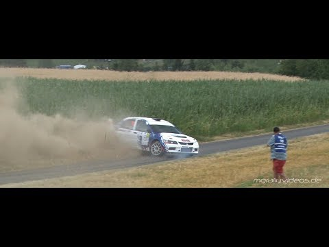 Rallye de Luxembourg 2018 [HD]
