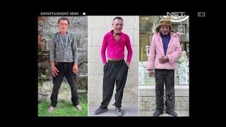 Slavicik gelandangan paling fashionable di Rusia