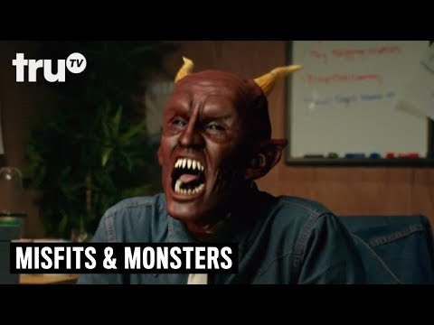 Bobcat Goldthwait's Misfits and Monsters - Face-to-Face with the Devil | truTV
