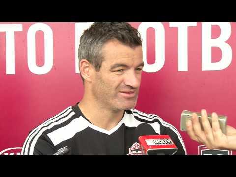 Video: Ryan Nelsen - August 22, 2014
