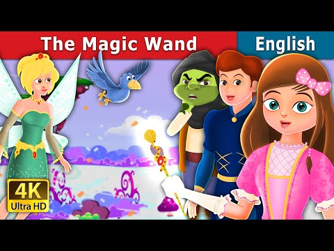 The Magic Wand Story in English   Stories for Teenagers   English Fairy Tales