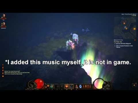 Video of Whimsyshire(Cow Level)Diablo 3
