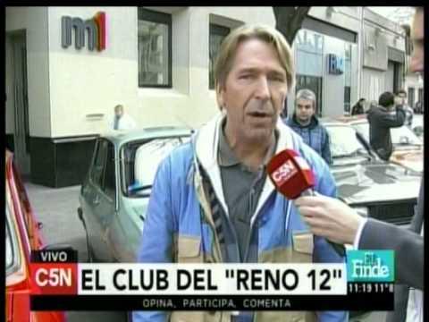 C5N – AUTOS EN VIVO: EL CLUB DEL RENAULT 12 (PARTE 1)