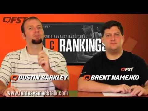 2014-2015 Fantasy Basketball: Center (C) Rankings thumbnail