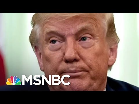 Trump Tried To Bend An Election To His Will. He Failed | The 11th Hour | MSNBC