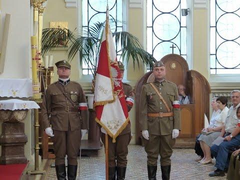 Obchody 70 rocznicy powstania Brygady Świętokrzyskiej Narodowych Sił Zbroinych