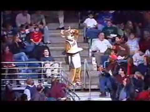 NBA mascot bloopers