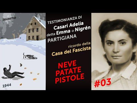 Adelia Casari - Ricordo dell'Inverno 1944