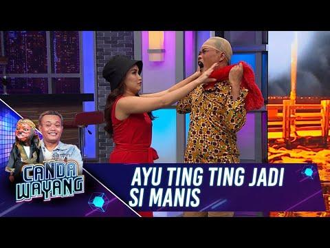 GEMES! Sule Jadi Ozi, Ayu Jadi Si Manis Jembatan Ancol - Canda Wayang (9/8) PART 4