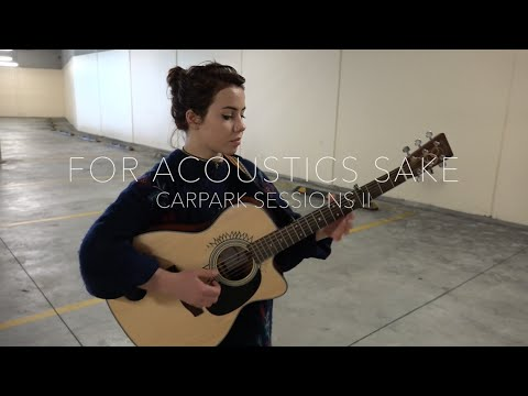 Timshell - Mumford and Sons - carpark cover by Andie