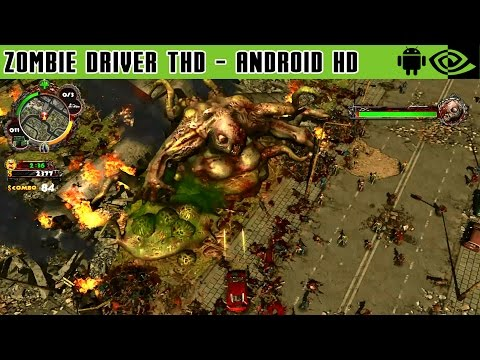 Зомби водитель
