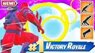 CANNON Shoot for Your LOOT *NEW* Fortnite Season 8 Creative Mode
