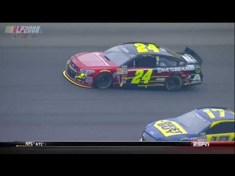 2013 Geico 400 at Chicagoland Full Race HD