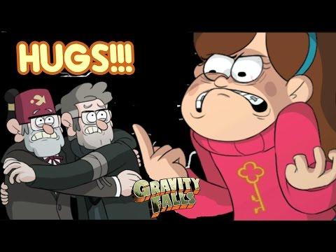 Gravity Falls Fan Comics Episode 14 Hugs!!