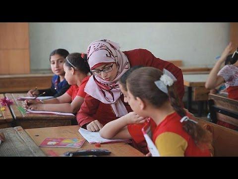Εκπαιδευτικά προγράμματα που… επουλώνουν τις «πληγές» των προσφύγων – learning world