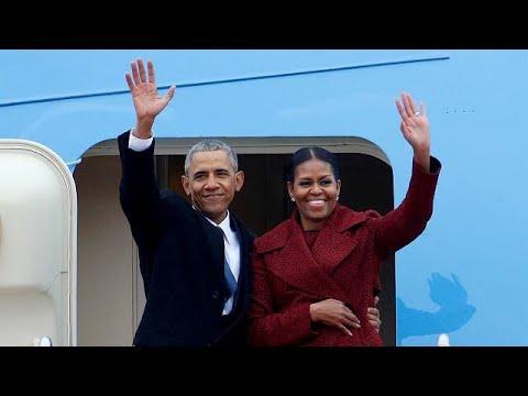Νetflix: «Χρυσάφι» για συμβόλαιο με τους Ομπάμα