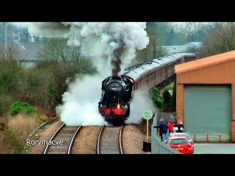 The Best of British Steam Compilation 2013