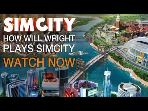 SimCity Fans Get Tips from Series Creator Will Wright