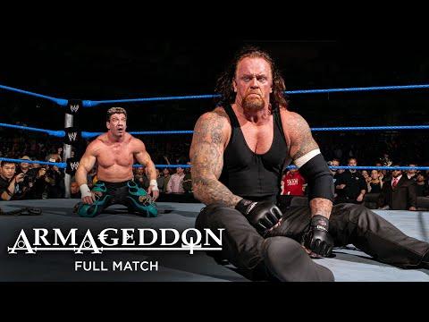 FULL MATCH - Fatal 4-Way Match: WWE Armageddon 2004