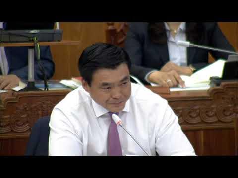 С.Амарсайхан: Судалгаа тооцоотой, эдийн засгийн сайн үр дагавартай, бүх талын оролцоог хангаж хууль батлах ёстой