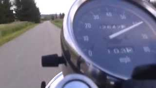 7. Kawasaki eliminator 125 acceleration top speed