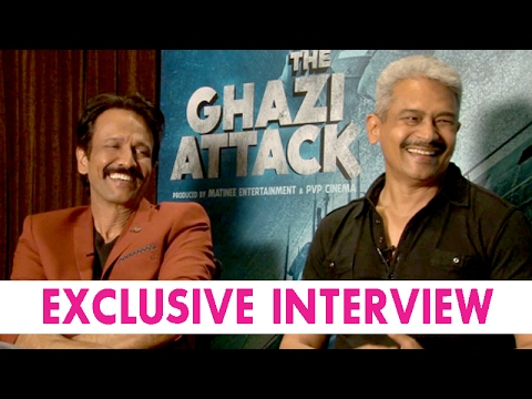 EXCLUSIVE interview with The Ghazi Attack stars Ka