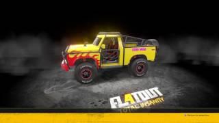 Video FlatOut 4: Total Insanity - NEW DLC CARS MP3, 3GP, MP4, WEBM, AVI, FLV Agustus 2018
