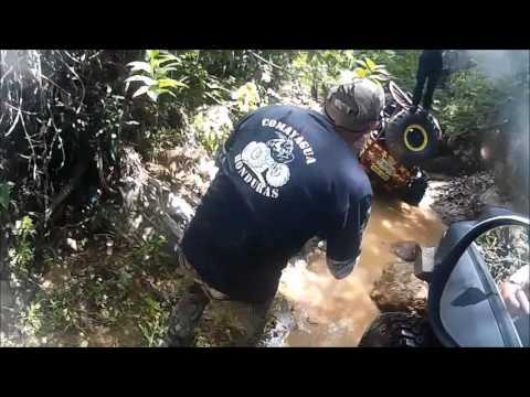 Honduras 4x4 Trail ride Tito's Pt 1