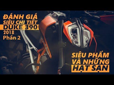 Biker Lầy Review - Đánh giá siêu chi tiết KTM DUKE 390 2018 sau 4 tháng sử dụng - P2 - Thời lượng: 16:21.