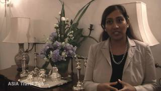 Visit Britain's Sumathi Ramanathan Interview At BritAgent Launch In Thailand