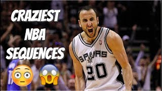 Video Craziest NBA Sequences of All Time (2017) [MUST WATCH] MP3, 3GP, MP4, WEBM, AVI, FLV September 2018