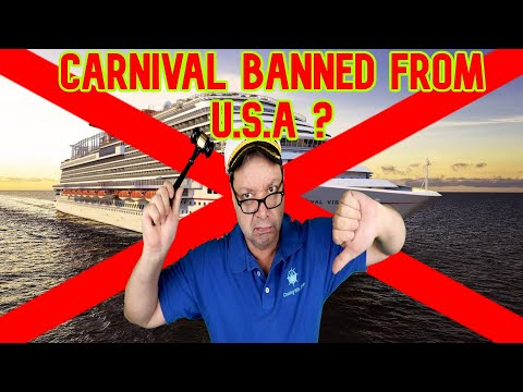 Judge May Make Carnival Wait Longer to Restart - Cruise Ship News