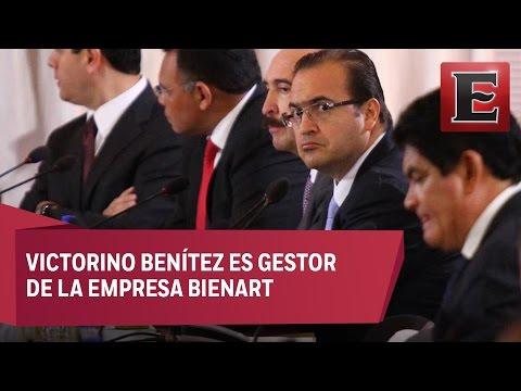 """Detienen a administrador de empresa """"fantasma"""" ligada a Javier Duarte"""