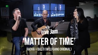 """Radha and Basti Artadi perform Wolfgang's """"Matter of Time,"""" the song that inspired their upcoming joint concert Radha + Basti (A Rock and Soul Revue). Watch their full #RapplerLiveJam here:http://s.rplr.co/ajziFWZFollow Rappler on Social Media:Facebook - https://www.facebook.com/rapplerdotcomTwitter - https://twitter.com/rapplerdotcomInstagram - http://instagram.com/rapplerYouTube - https://www.youtube.com/rappler/?sub_confirmation=1SoundCloud - https://soundcloud.com/rapplerGoogle+ - https://plus.google.com/+Rappler/Tumblr - http://rappler.tumblr.com/http://www.rappler.com/"""