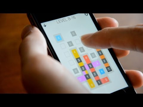Try Keeping Your Sanity with SEQ, a Hardcore Puzzler for iPhone and iPod
