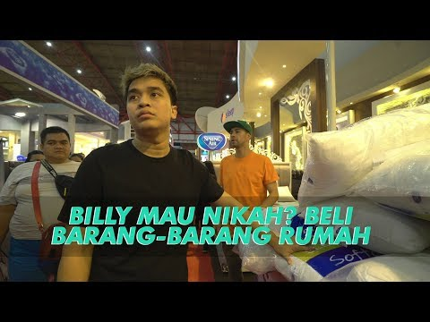 RAFFI BILLY AND FRIENDS - Billy Mau Nikah? Beli Barang-Barang Rumah (22/6/19) Part 1