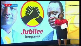 Dira ya Wiki (Kinyang'anyiro 2017): Wafuasi wa Jubilee wazua usumbufu, September 9 2016