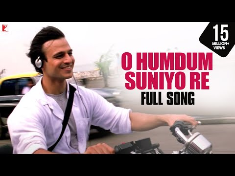 O Humdum Suniyo Re | Full Song | Saathiya, Vivek Oberoi, Rani Mukerji, A R Rahman, Gulzar, KK, Shaan