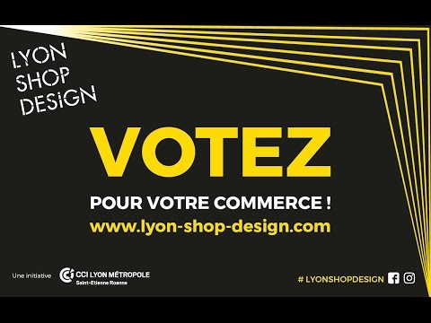 Lyon Shop Design 2017 : le teaser !