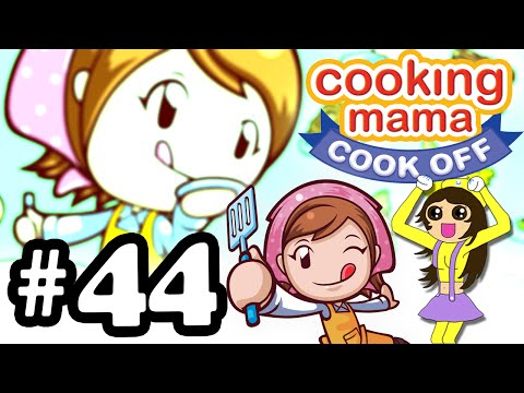 Let's Play Cooking Mama Cook Off #44 Sausage