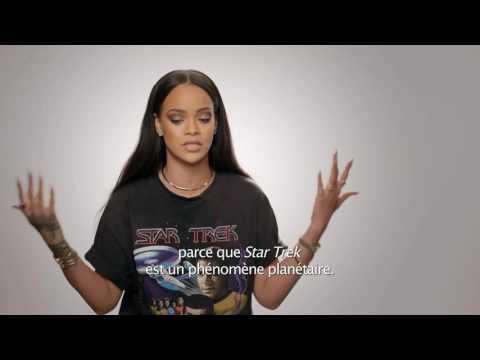Star Trek Beyond | Featurette - Rihanna Sledgehammer (VOST-FR) | Paramount Pictures Belgium