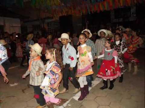 Festa Junina da APAE de Ferros MG 2012