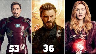 Video Avengers Infinity War From Oldest to Youngest MP3, 3GP, MP4, WEBM, AVI, FLV Agustus 2018