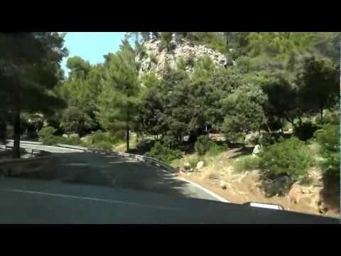 Westküste Ma-10 vor Estellencs, Mallorca 2012